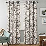 Tahari Home Curtains 108 by Amazon Com 108 Inch Panels Draperies U0026 Curtains Home U0026 Kitchen