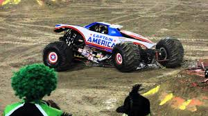 World Finals 14 CAPTAIN AMERICA MONSTER TRUCK FAIL - YouTube Monster Jam Truck Show Shutter Warrior Bigfoot Truck Wikipedia Gta 5 Rockets Boost Glitch Monster Truck Bangers Race Blaze And The Machines Teaming With Nascar Stars For New Raminator Monster Crushes Guinness Top Speed Record This Remotecontrolled Goes 70 Mph Traxxass E Scion Xb David Choe Inflatable Bouncer Clowns4kids The Dome At Americas Center Seating Chart Shorpy Historic Picture Archive 1918 High 100 Best Ellensburg 2