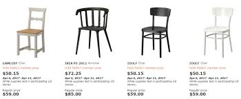 Dining Room Chairs Ikea by Dining Room Chairs Ikea Home Decor Styles