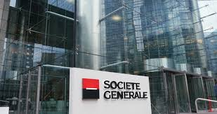 societe generale siege circa 2016 entrance at the societe generale