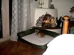 Kirkland Dog Beds by Furniture Black Velvet Costco Dog Beds With Memory Foam For Pet