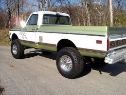 100 1972 Chevy Truck 4x4 Steinys Classic S