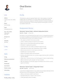 Teacher Resume & Writing Guide | + 12 Samples | PDF | 2019 14 Teacher Resume Examples Template Skills Tips Sample Education For A Teaching Internship Elementary Example New Substitute And Guide 2019 Resume Bilingual Samples Lead Preschool Physical Tipss Und Vorlagen School Cover Letter 12 Imageresume For In Valid Early Childhood Math Tutor