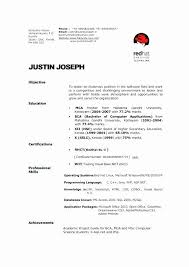 Resume For Computer Science Teacher Fresher Better Best Format Job Templates Teachers In