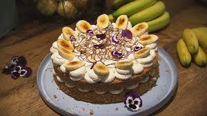 nuss bananen torte das rezept aus essen trinken für