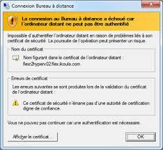 bureau a distance windows 7 support ikoula helpdesk