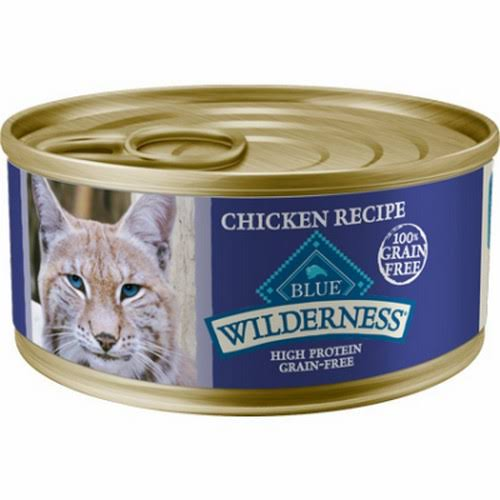 Blue Wilderness Food For Cats, Natural, Chicken Recipe - 5.5 oz