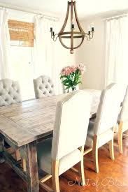 Farmhouse Dining Room Table Set Bench 4 Chairs View Larger