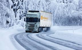 100 Trucks In Snow Stay Safe With Continental Winter Truck And Bus Tyres Tyres UK Haulier