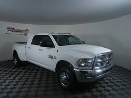 New 2017 Ram 3500 Big Horn Dually Truck Mega Cab For Sale ...