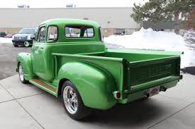 1953 Chevrolet Pickup | Classic Cars For Sale Michigan: Muscle & Old ... 53 Chevy Truck Rusted Metal Floor Panel Replacement 1953 Chevrolet5 Windowdeluxeocean Green Chevrolet Series 3100 12 Ton Values Hagerty Valuation Tool For Sale 1950 Pro Street Trucks 2019 20 Upcoming Cars My Daddys Truck Jegscom Cartruckmotorcycle Show For Classiccarscom Cc841560 Icon Thriftmaster First Drive Trend Pickup Frame Off Restored V8 Power 1951 5 Window Shortbed Ratrod Original Patina Badss Pickup5 Window4901241955 Cummins 6bt Diesel Youtube