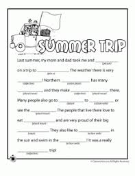 Halloween Mad Libs For 3rd Grade by Summer Mad Libs Mad Therapy And Summer
