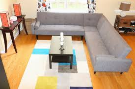 Handy Living Convert A Couch Sleeper Sofa by Sectional Sleeper Sofas