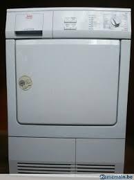 seche linge aeg lavatherm sèche linge à condensation aeg lavatherm a vendre 2ememain be