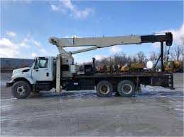 2008 NATIONAL 600E2 Boom | Bucket | Crane Truck For Sale Auction Or ...