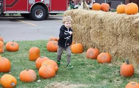 Pumpkin Patch College Station 2017 by Annual Pumpkin Patch At The Dearborn Fire Department In Photos