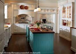 modern country cottage kitchen floating white kitchen cabinet
