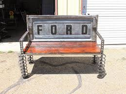 Old Ford Truck Custom Made Tailgate Benches By Recycled Salvage ... Looking For A 5th Wheel Tailgate Camera Ford Truck Enthusiasts Replacing A On F150 16 Steps Beer Pong Table Dudeiwantthatcom Fseries Truck F250 F350 Backup Camera With Night Vision Decklid For 2006 Superduty Bed Liner The Official Site Accsories This Can Transform Your Tailgate Experience How To Use Remote Open 2015 Youtube New Pickup Features Extendable Teens Getting 2018 Raptor Choice Of Two Different Message And Cool License Plate Flickr 2016 2017 Blackout Stripes Route Tailgate 3m