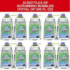 100 Spa 34 UPC 0257002359 Scrubbing Bubbles Auto Shower Cleaner Refill