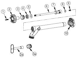 Outdoor Faucet Parts Diagram Woodford Model 14 Repair Parts