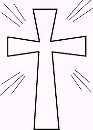 29 Cross Coloring Pages 687 Via Clipartbest
