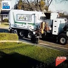 100 Garbage Truck Tab KSDK News Trucks Robotic Arm Mishap Facebook