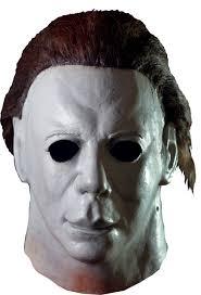 Halloween 8 Resurrection Mask by Michael Myers Halloween Ii Hospital Mask