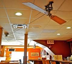 Belt Driven Ceiling Fan Kit by Belt Driven Ceiling Fans Brewmaster Fan Pinterest With Regard To