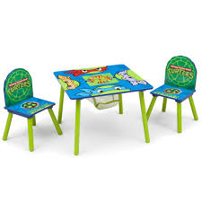 Nickelodeon Teenage Mutant Ninja Turtles Wood Kids Storage Table And ... Teenage Mutant Ninja Turtles Childrens Patio Set From Kids Only Teenage Mutant Ninja Turtles Zippy Sack Turtle Room Decor Visual Hunt Table With 2 Chairs Toys R Us Tmnt Shop All Products Radar Find More 3piece Activity And Nickelodeon And Ny For Sale At Up To 90 Off Chair Desk With Storage 87 Season 1 Dvd Unboxing Youtube