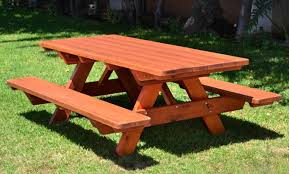 7 awesome diy picnic table ideas you can make on a weekend homeyou