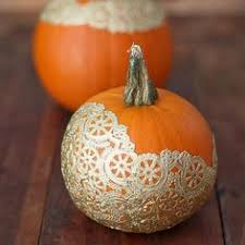 Carvable Foam Pumpkins Canada by Lace Pumpkins Resized 600 Halloween Pinterest Holidays