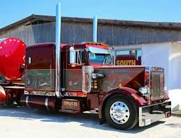 100 359 Peterbilt Show Trucks Custom Semi Crazy Custom Trucks