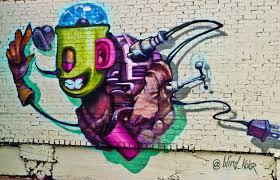 Deep Ellum Mural Tour by Street Art Bill Chance