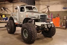 100 Trucks Powerblock Dodge Power Wagon Named Sgt Rock Etc Photographs II