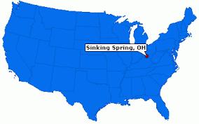 sinking spring ohio village information epodunk