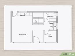 Blueprints House How To Draw Blueprints For A House With Pictures Wikihow