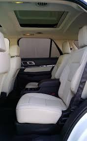 driven ford explorer platinum takes sport further