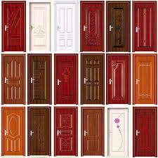 porte de chambre porte de chambre en bois portes int rieures modernes en 38 id es
