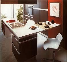 cuisine en u avec table 24 best cuisine en couleur images on kitchens colour