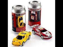 mini rc car in a can review hd youtube