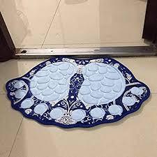40 60 cm große füße bad wc matte badezimmer teppiche