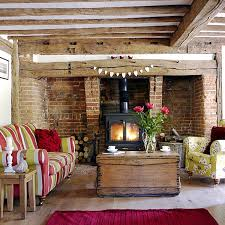 Country Style Living Room Pictures by Country Home Decor With Contemporary Flair