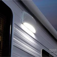 Premium Outdoor Speaker & LED Awning Light With App Control, White ... Unique Rv Awning Lights Party For Campers Led Barn Light Multicolor Led Strip With Remote Wireless Dimmer Control For Installing An Rv Light Tech Rvrob S Exterior Lighting Diy Canada Under Lawrahetcom Amazoncom Recpro Camper Motorhome Travel Trailer 20 White 164ft Rgbww Color Chaing Replacement 2015 Youtube Singlecolor Leds Rvs And Trailers Sale