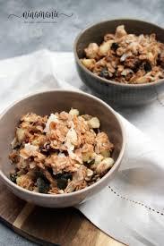 dinkel porridge gesunder frühstücks sattmacher ninamanie