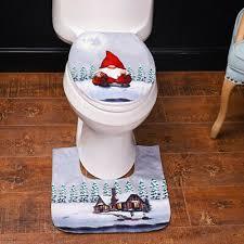 bath 4pcs set drachen druckschrift badezimmer rutschfest wc