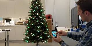 Itwinkle Christmas Tree Walmart by Put On Your Own Holiday Light Show With The Ge Itwinkle Clip