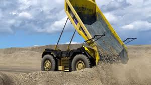 Komatsu's Self-driving Dump Truck Doesn't Even Have A Cab