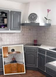 renovation cuisine bois atelier de peinture décorative effects