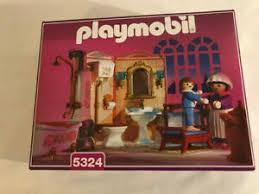 playmobil nostalgie villa badezimmer 5324 ovp neu