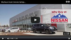 South Colorado Springs Nissan - Nissan Dealer Colorado Springs